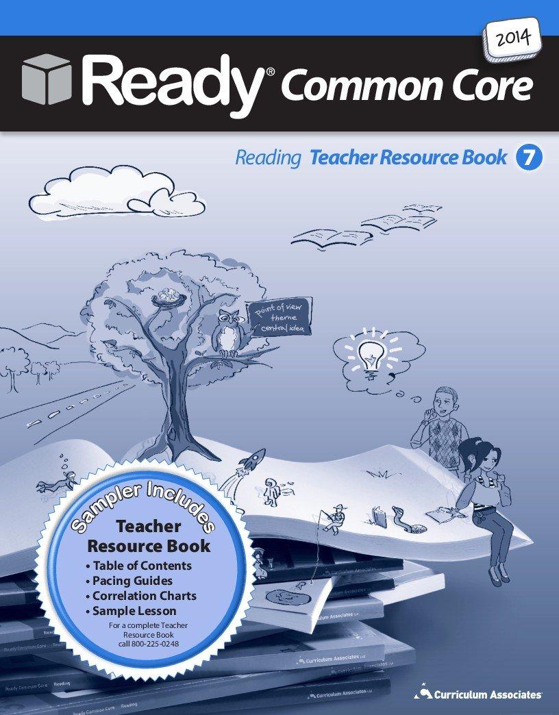 Download District of Columbia 2014 Grade 7 Common Core Teacher Resource Book for Reading pdf epub