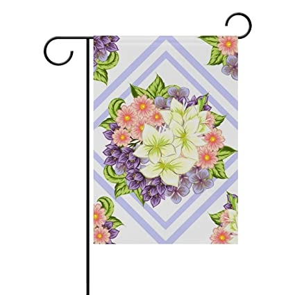 Amazon com : Top Carpenter Elegance Floral Double-Sided
