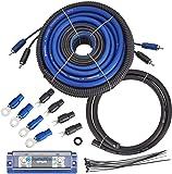 InstallGear 4 Gauge Amp Install Kit