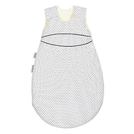 odenwälder climática Soft Tencel de saco de dormir Mini Star Marino, Tamaño: 90