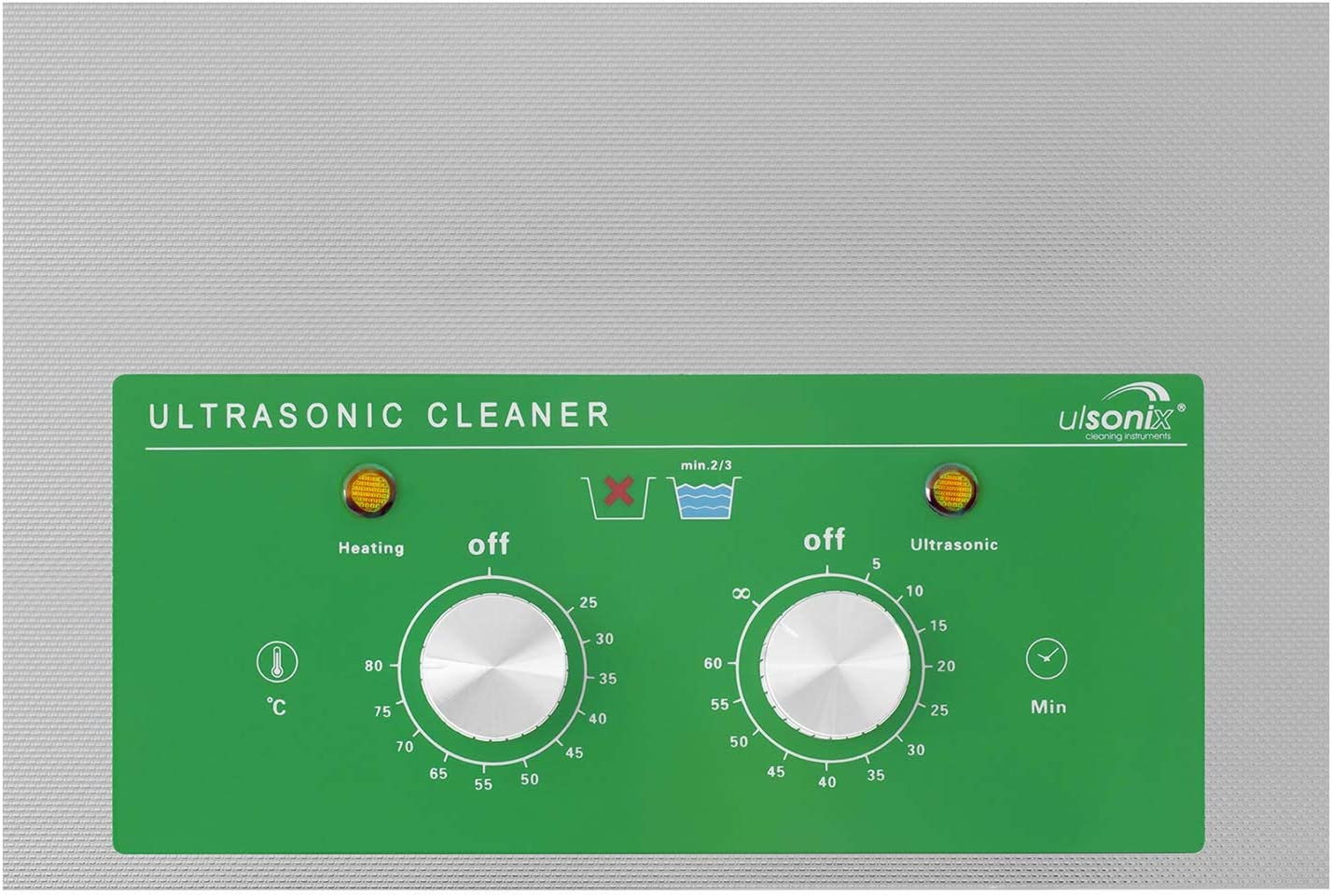 Env/ío Gratuito Ulsonix Eco 180 W 10 litros Limpiador ultrasonidos PROCLEAN 10.0M ECO