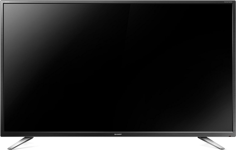 Sharp 40fi7768e 102 cm (40 Pulgadas) televisor (Full HD, Smart TV ...