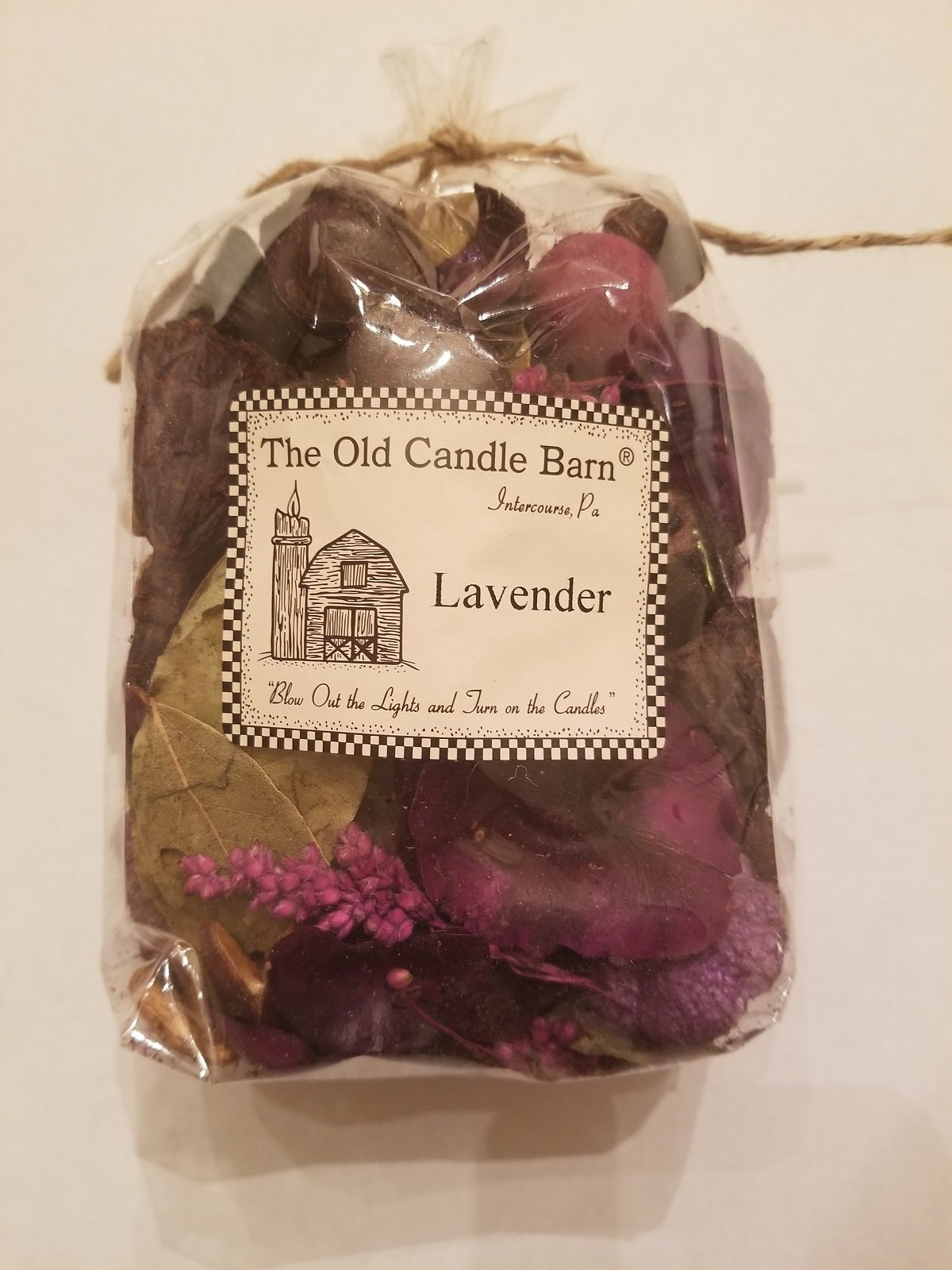 Lavender Potpourri - Perfect For Spring and Summer But Can Be Used All Year Long - Decoration or Bowl Filler