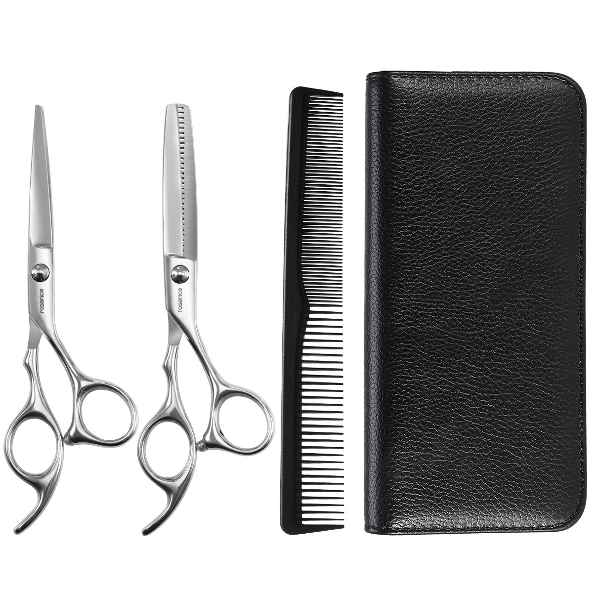 Hair Cutting Shears, ROSENICE Professional  Hairdressing Scissors Haircutting Scissors Barber Shears