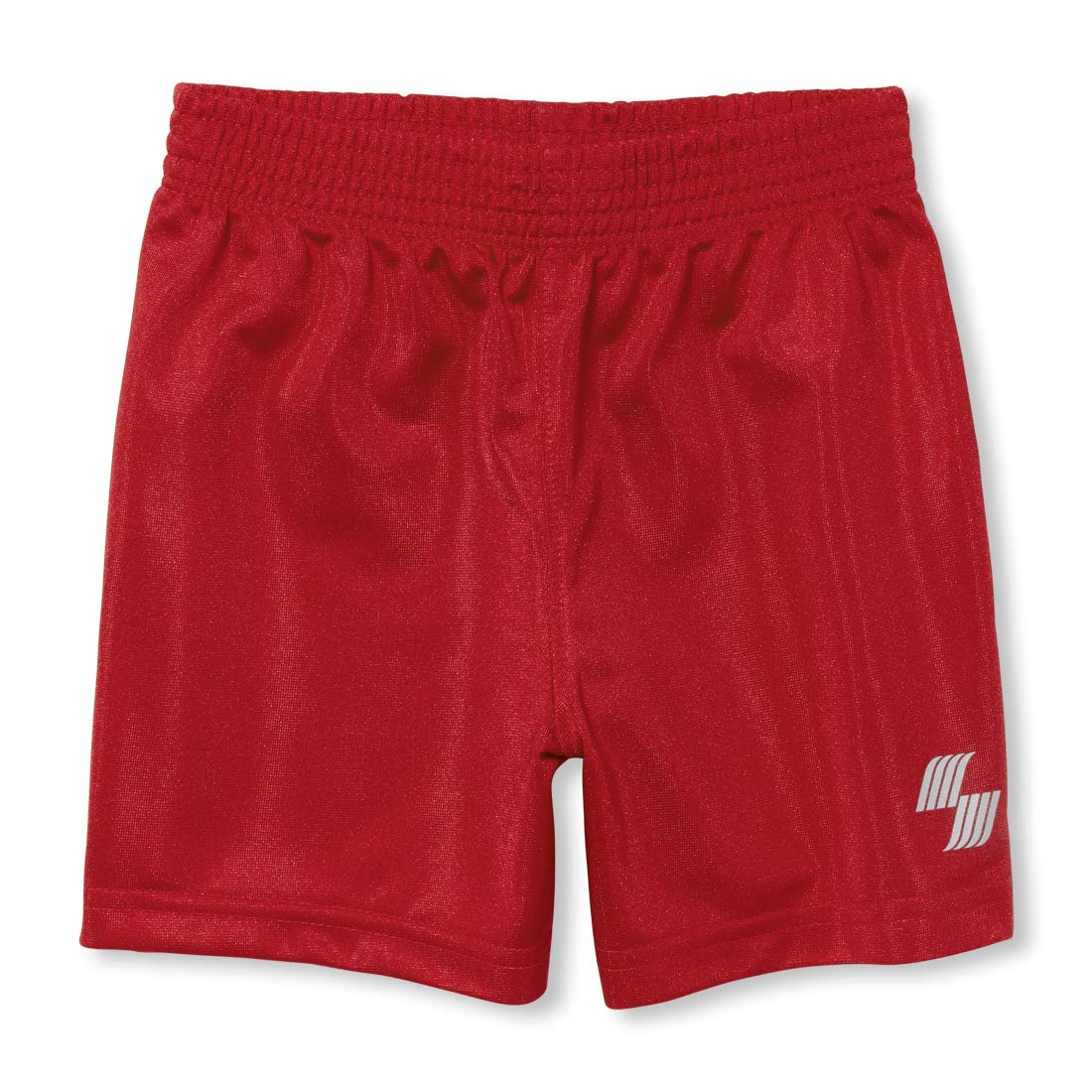 The Childrens Place Baby Boys Solid Basketball Shorts
