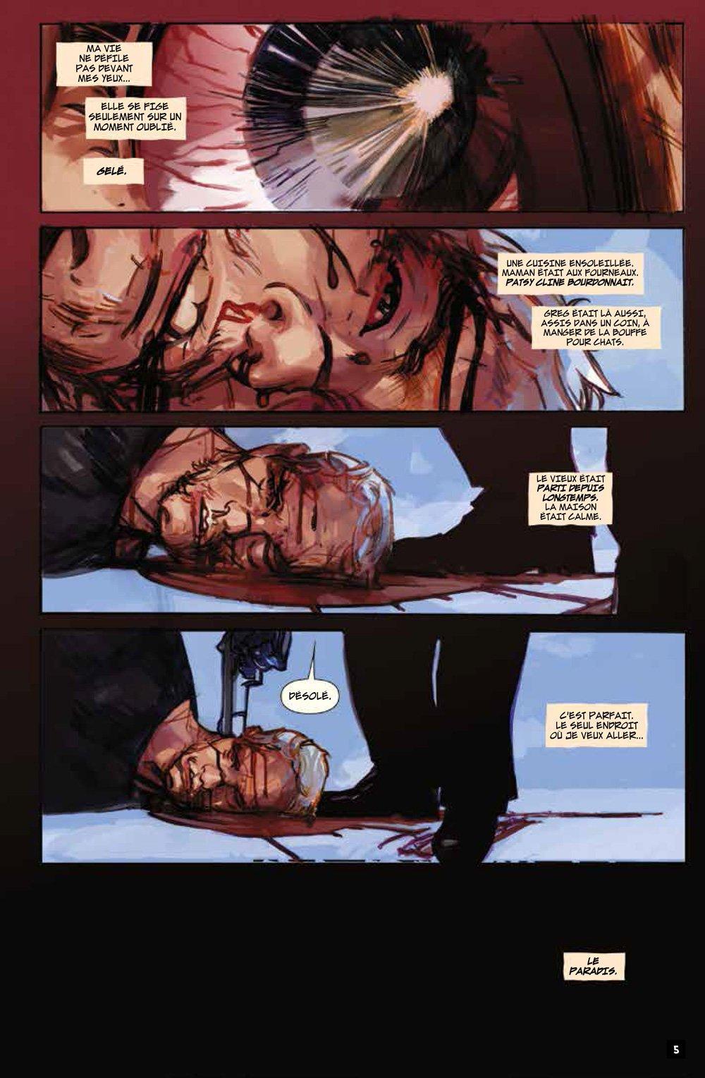 Amazon Com The Last Days Of American Crime Integrale Jungle Comics French Edition 9782822215657 Remender Rick Tocchini Greg Books
