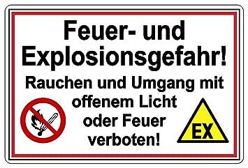Cartel peligro de los Incendios Y Explosion fumar y cómo con ...