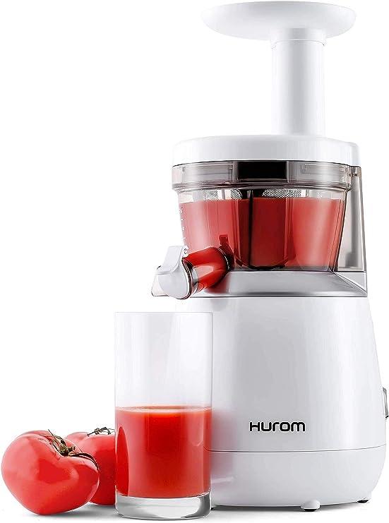 Amazon.com: Hurom HP Slow Juicer, White (Renewed): Kitchen & Dining