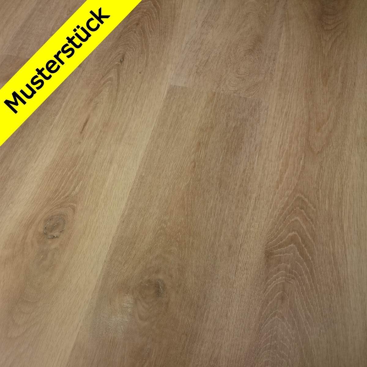 Sie kaufen 1 m/² WASSERFEST Vinylboden | 1 qm, Eiche Old Rustik TRECOR/® Vinylboden Klick RIGID 4.2 Massivdiele 4,2 m stark mit 0,30 mm Nutzschicht
