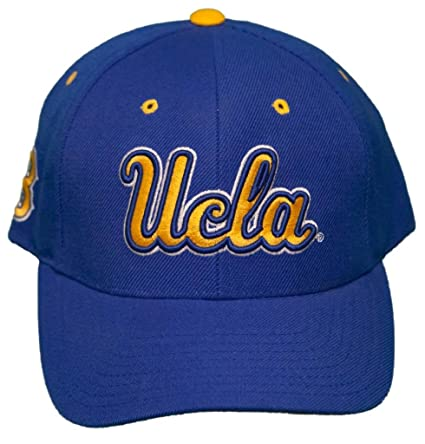 6d2fdd97f New! UCLA Bruins - Adjustable Back Hat 3D Embroidered Cap - Royal Blue -  One Size