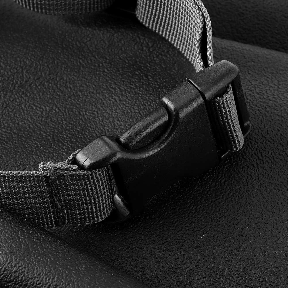 Akozon Bolsa de dep/ósito de aceite de motocicleta Con doble prop/ósito impermeable Mochila de equipaje Saddle Tail