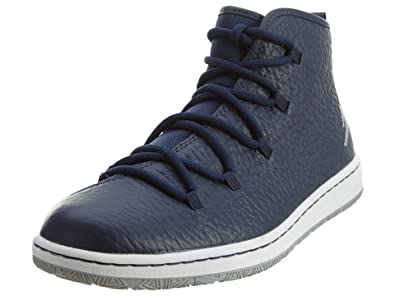 39359ade0927 Jordan GALAXY mens basketball-shoes 820255-402 9.5 - Midnight Navy Wolf