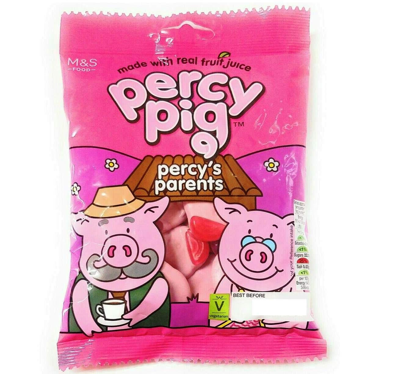 Marks & Spencer Percy Pigs - Percy's Parents 150g