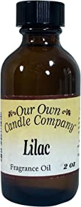 Our Own Candle Company Fragrance Oil, Lilac, 2 oz