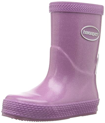ff83d4afc56c34 Havaianas Girls  Galochas Glitter Rain Boot