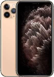 ابل ايفون 11 برو مع تطبيق فيس تايم - 256 جيجا، 4 جيجا رام، الجيل الرابع ال تي اي، ذهبي، شريحة واحدة و اتصال اي