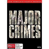 Major Crimes: S4