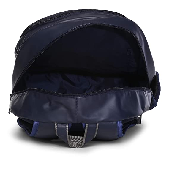 United Colors of Benetton 28 Ltrs Navy Casual Backpack (0IP6PUBGMP01I)