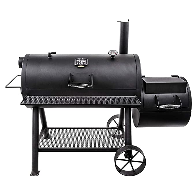 Oklahoma Joe's Longhorn Reverse Flow Smoker – Best reverse flow offset smoker