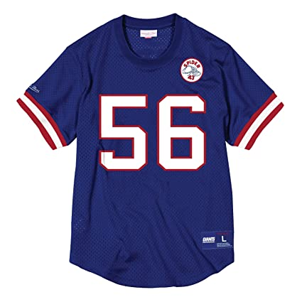 Image Unavailable. Image not available for. Color  Mitchell   Ness Lawrence  Taylor New York Giants NFL Men s Mesh Player Shirt 11d4b3235