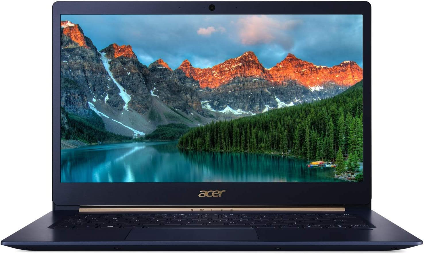 "Acer Swift 5, 14"" Full HD Touch, 8th Gen Intel Core i5-8250U, 8GB LPDDR3, 256GB SSD, Windows 10, SF514-52T-50AQ"