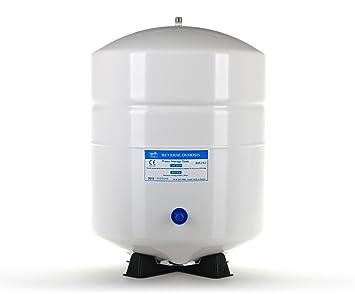 4 Gallon Metal vejiga tanque RO ósmosis inversa, NSF Certificado, blanco: Amazon.es: Bricolaje y herramientas