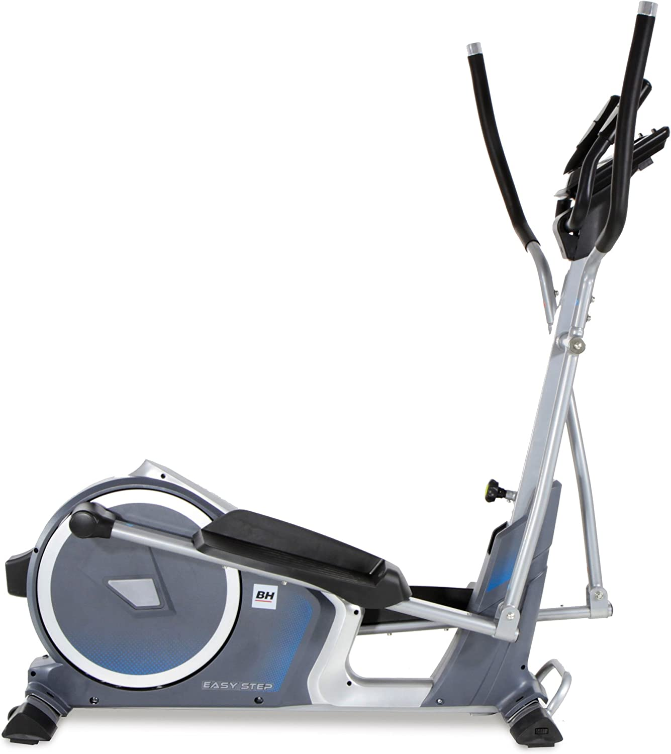 BH Fitness - Bicicleta elíptica i.easystep Dual + Dual Kit be ...