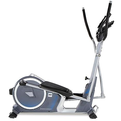 Bh Fitness - Bicicleta elíptica i.easystep dual + dual kit be ...