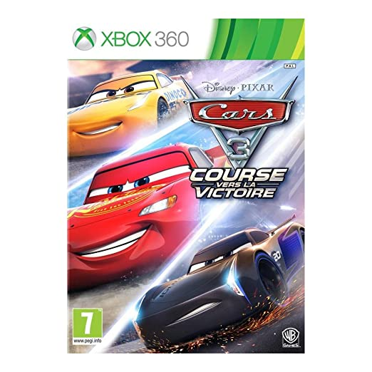 Cars 3 Driven To Win Xbox360 Pal Amazon In Video Games