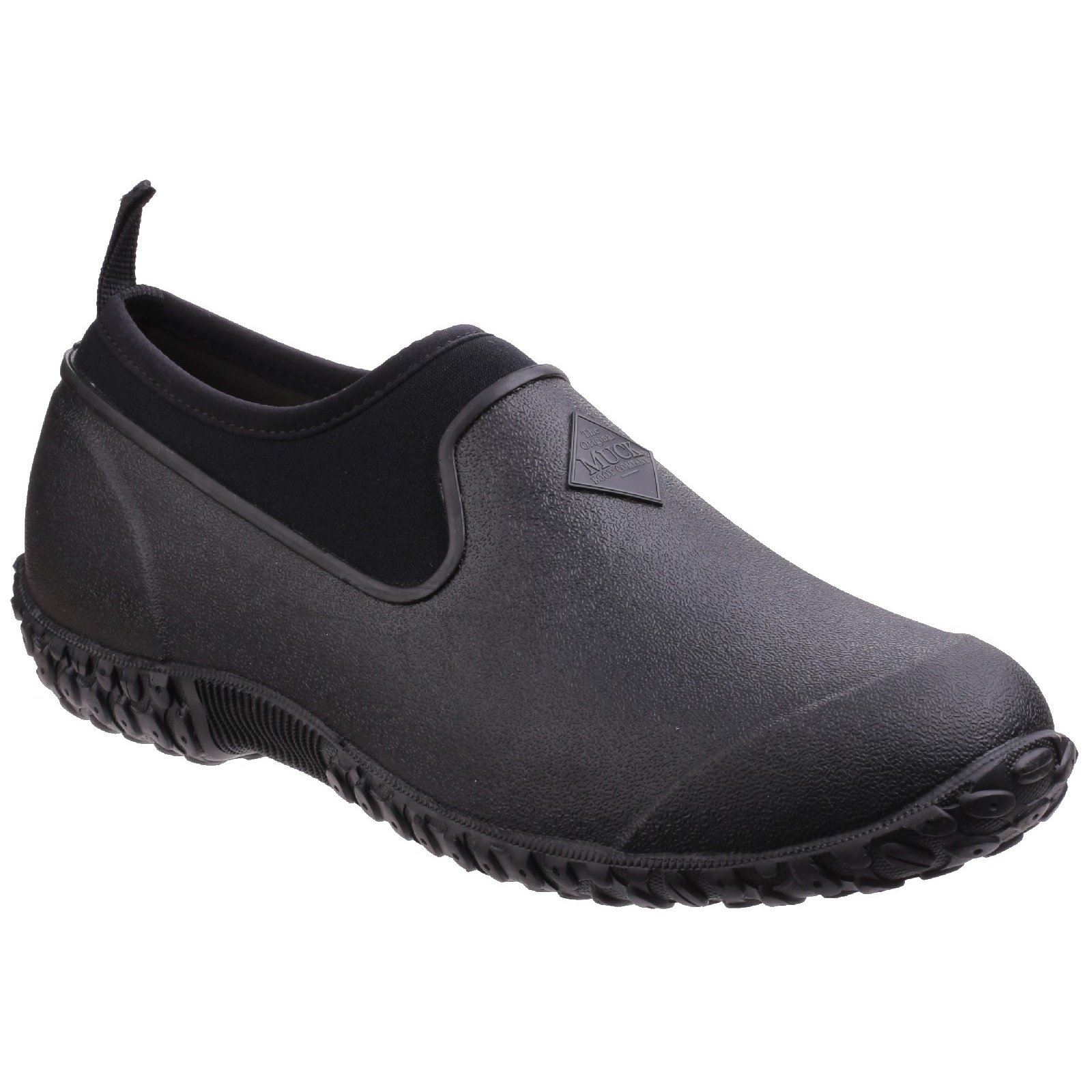 Muck Boot Mens Muckster II Low All Purpose Lightweight Shoes (7 US) (Black) by Muck Boot (Image #1)