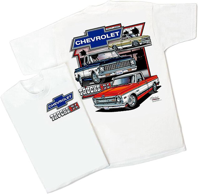 C-10 Chevy GMC Truck T-Shirt Chevrolet C10 Shortbed 67 1968 1969 1970 1971 72