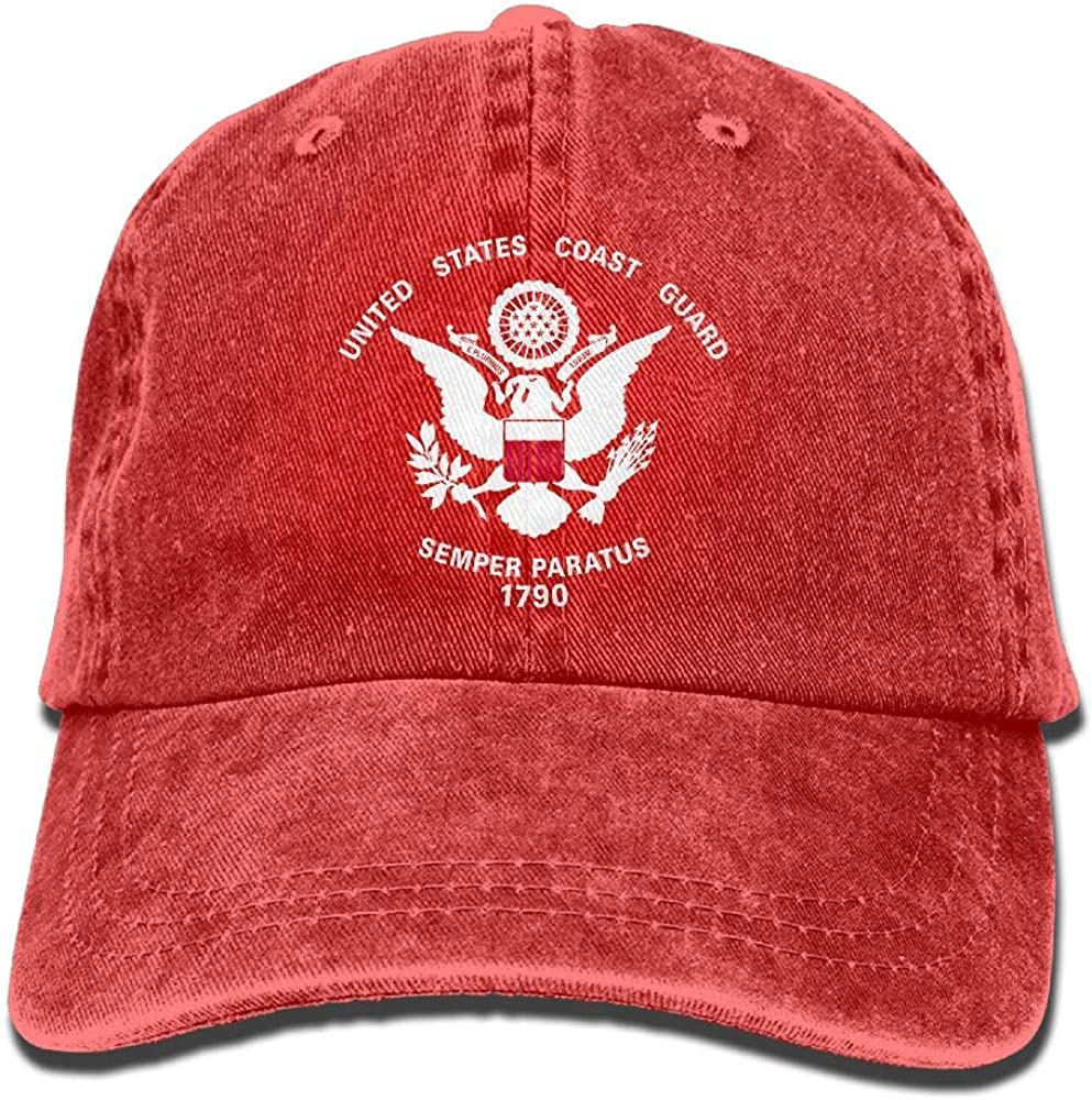 remmber me Guardacostas de los Estados Unidos 1790 Denim Dad Cap ...