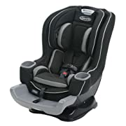Graco Extend2Fit Convertible Car Seat with RapidRemove Cover in Clive