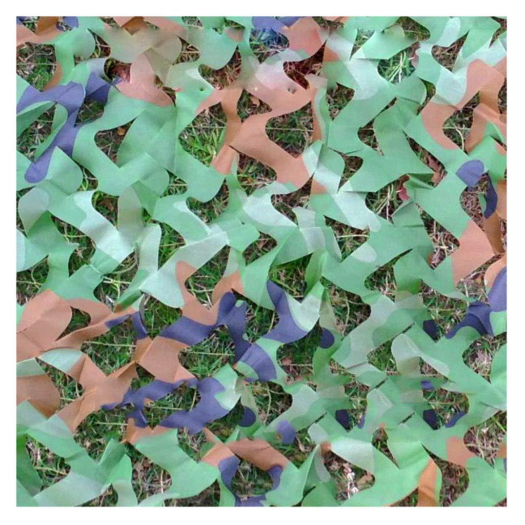Red de protección solar Red de aislamiento Malla de sol Color del desiert Privacidad Toldos de camuflaje Red de sombra Adecuado para la protección del jardín Lona alquitranada Red de camuflaje