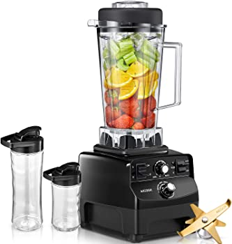AICOOK Blender for Protein Shakes and Smoothies