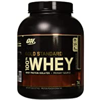 Deals on Optimum Nutrition Gold Standard Whey Double Rich Chocolate 5lb