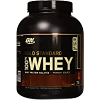 Optimum Nutrition Gold Standard 5lb 100% Whey Protein Powder (Double Rich Chocolate)