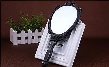 Make Up Spiegels : Hrrh make up spiegel korean großen griff spiegel portable