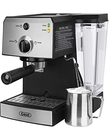 Amazon.com: Espresso Machine & Coffeemaker Combos: Home ...