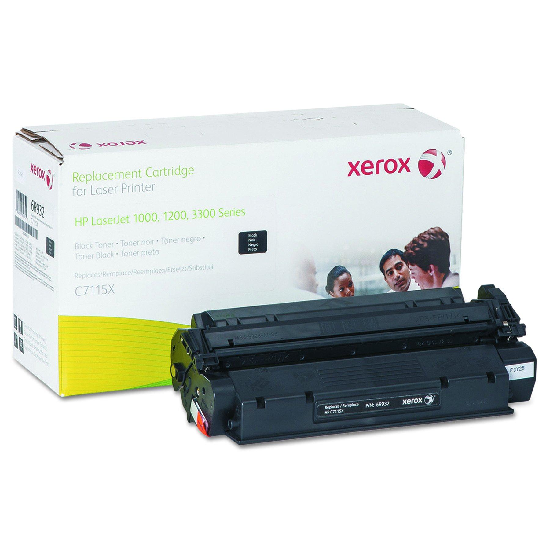 Toner Original XEROX para HP LaserJet - 6R932-(C7115X)(006R00932)