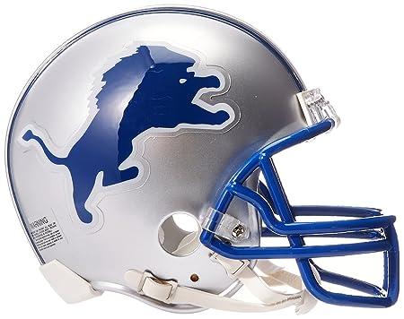 Riddell Detroit Lions 1983 2002/Throwback Replica Mini Helmet w//Z2B Face Mask