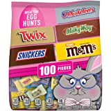 Mars, Chocolate & More Spring Candy Variety Mix, 100 ct
