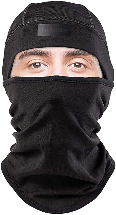 Men /& Women Cute Balaclava Face Mask Wind-Resistant Ski Mask for Motorcycle