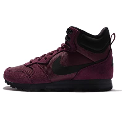 separation shoes 6a977 dc5bb Nike Womens MD Runner 2 MID PREM Hi Top Trainers 845059 Sneakers Shoes (US  6.5