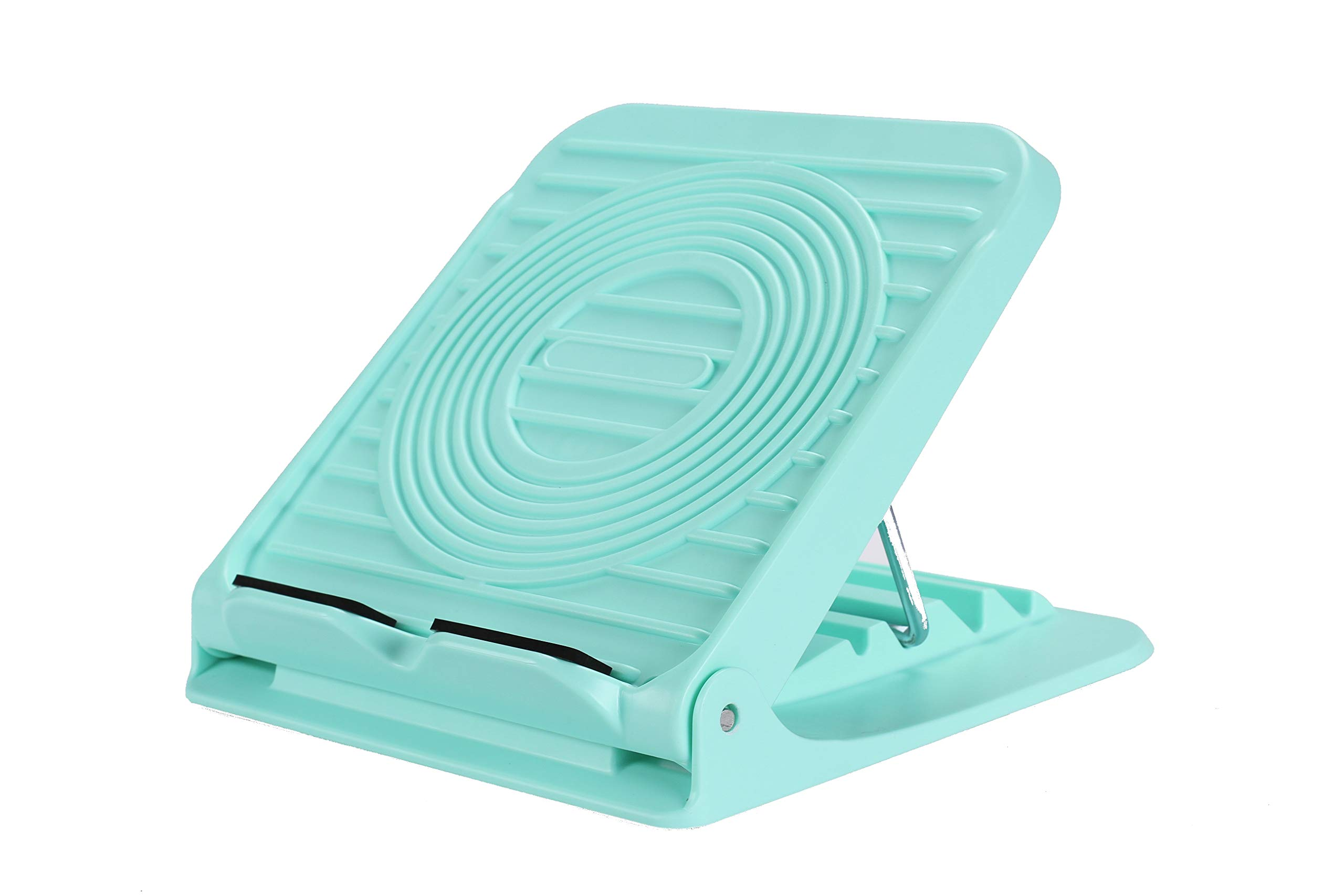 LOVHO Adjustable Slant Board Sports Equipment Leg Exercise Ankle Calf Stretcher Foot Balancing Board (Green)