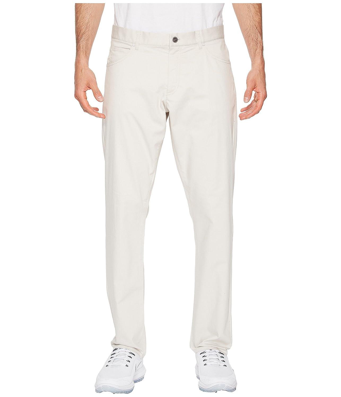 NIKE Men's Flex Slim 5-Pocket Golf Pants B072JLVWWH 33W x 32L|Light Bone/White