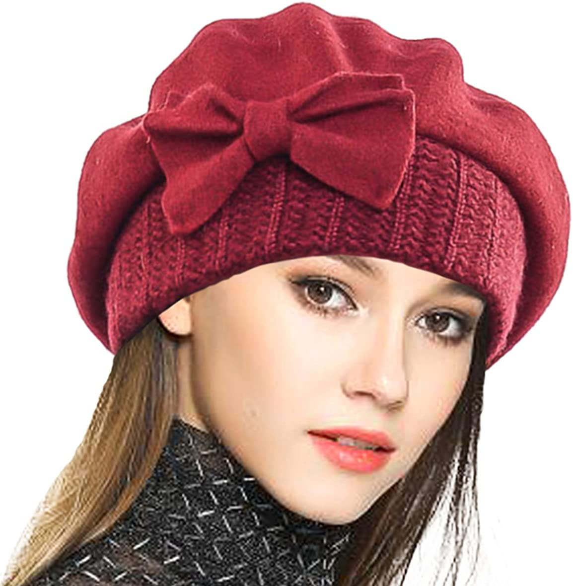VECRY Lady French Beret...