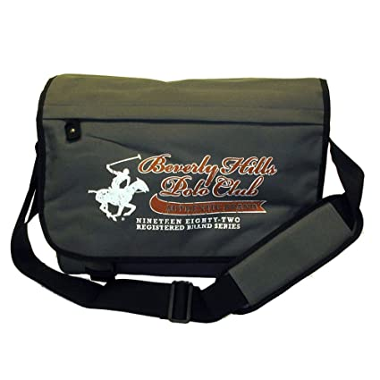 Image Unavailable. Image not available for. Color  Beverly Hills Polo Club  Messenger Bag ... 3c8712e128