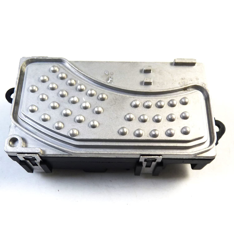 Blower Motor Resistor HVAC Heater 4F0820521A NEW for 2003-2011 A6/A6 Quattro RS6 Rejog4 Auto