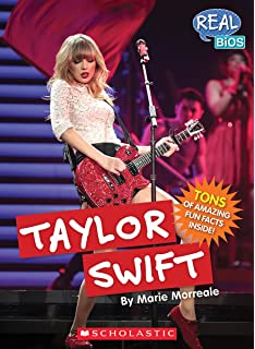 authorized biography of taylor swift book